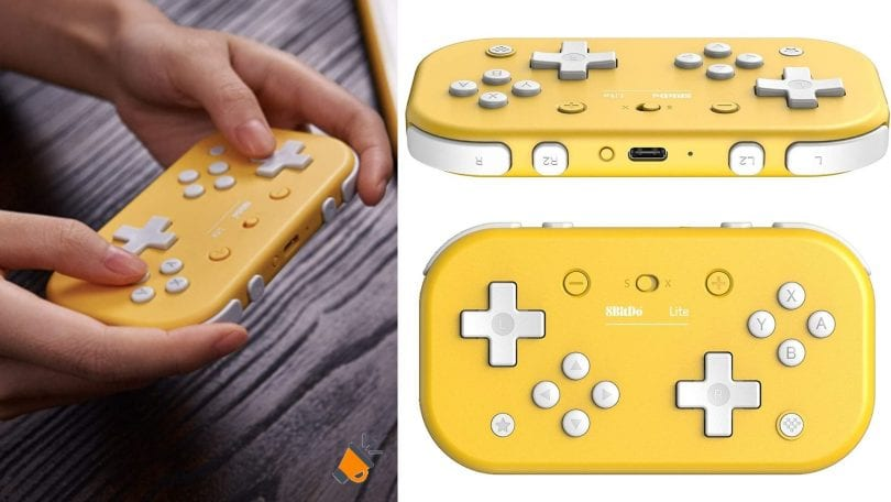 oferta 8Bitdo lite mando nintendo switch barato SuperChollos