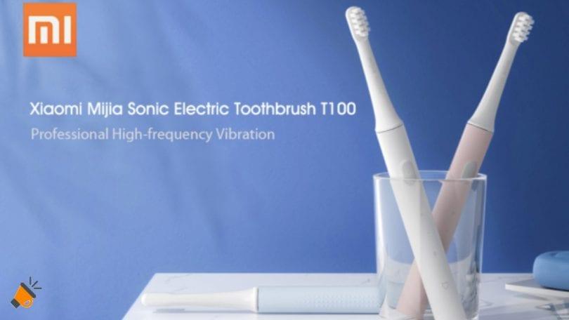oferta Cepillo de dientes ele%CC%81ctrico Xiaomi T100 barato SuperChollos