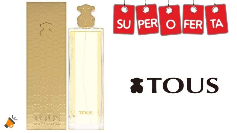 oferta tous parfum mujer barato SuperChollos
