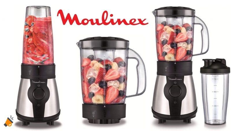 oferta Moulinex BlendGo barata SuperChollos