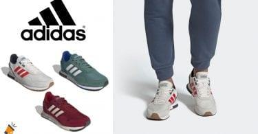 oferta Zapatillas Adidas 8K 2020 baratas SuperChollos