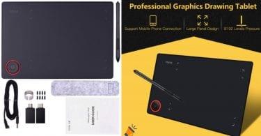 oferta Tableta de dibujo gra%CC%81fico barata SuperChollos
