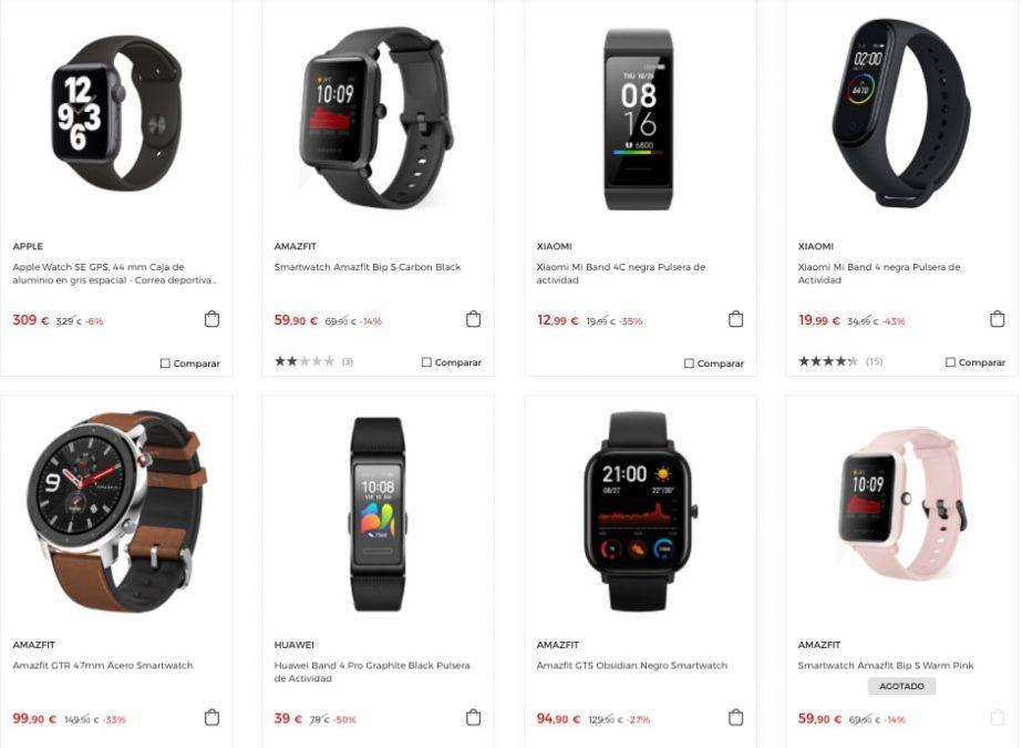 smartwatches1 SuperChollos