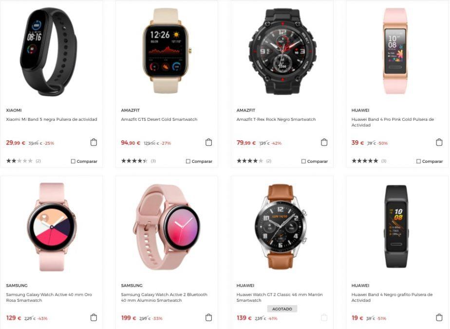 smartwatches2 SuperChollos