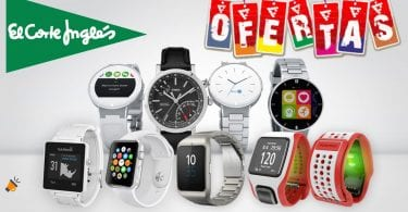 ofertas smartwatches baratos corte ingles SuperChollos