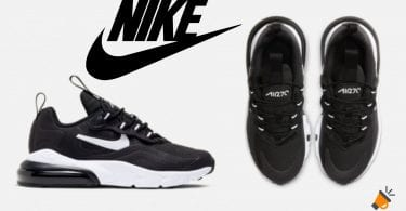 oferta Nike Kids Air Max 270 baratas SuperChollos