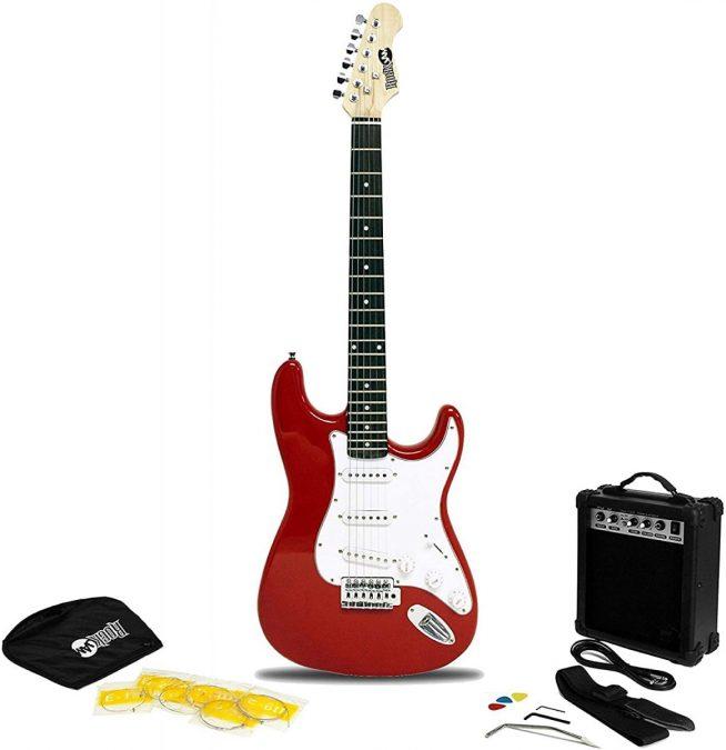 Guitarra ele%CC%81ctrica RockJam barata scaled SuperChollos