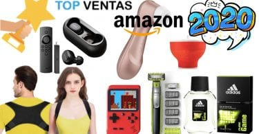 top ventas 2020 amazon SuperChollos