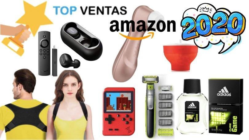 top ventas 2020 amazon SuperChollos