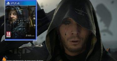 oferta Death Stranding para PS4 barato SuperChollos