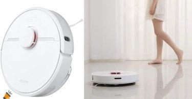 oferta Robot aspirador Dreame D9 Mistral barato SuperChollos