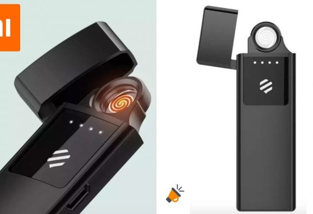 oferta encendedor recargable Xiaomi Mijia barato SuperChollos