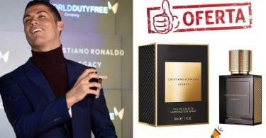 oferta Colonia Cristiano Ronaldo Legacy barata SuperChollos