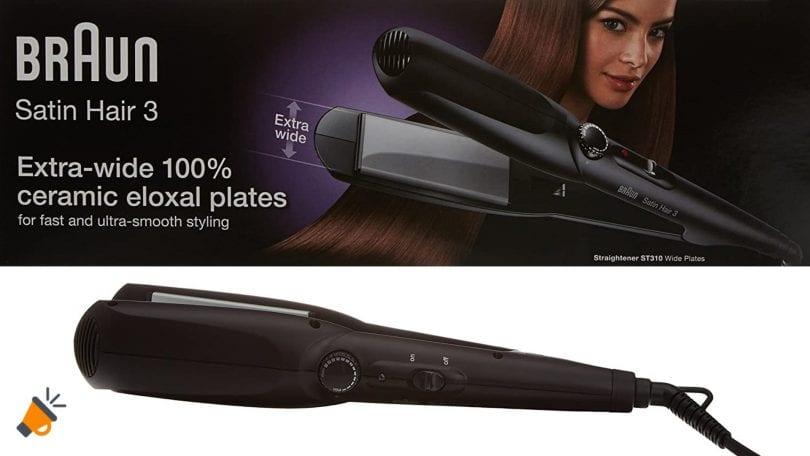 oferta Braun Satin Hair 3 barata SuperChollos