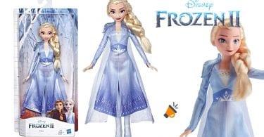 oferta Frozen 2 Mun%CC%83eca Elsa barata SuperChollos