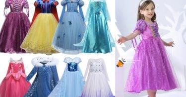 ofertas Disfraces Princesas Disney baratos SuperChollos