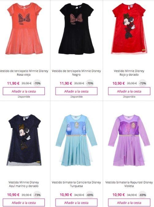 Hasta el 80 DTO. en ropa Disney SuperChollos