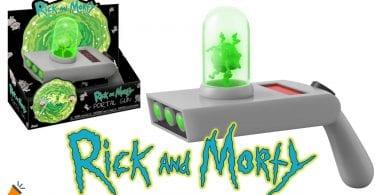 oferta Portal Gun rick moorty barato SuperChollos