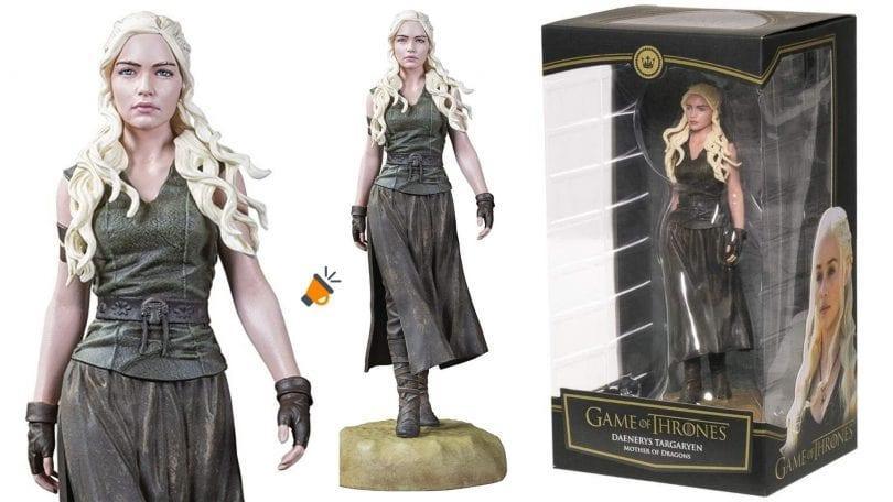 oferta Figura Daenerys Targaryen 20cm barata SuperChollos