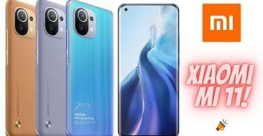 oferta Xiaomi Mi 11 barato barato SuperChollos
