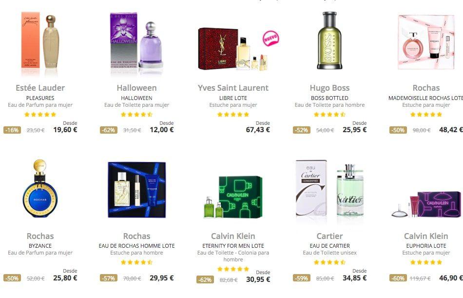 Rebajas Perfumes Club3 SuperChollos