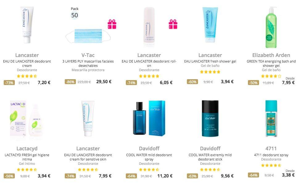 Rebajas Perfumes Club1 SuperChollos