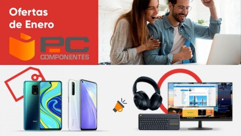 ofertas rebajas pc componentes SuperChollos