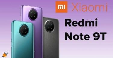 oferta Xiaomi Redmi Note 9T barato SuperChollos