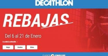ofertas Rebajas Decathlon SuperChollos