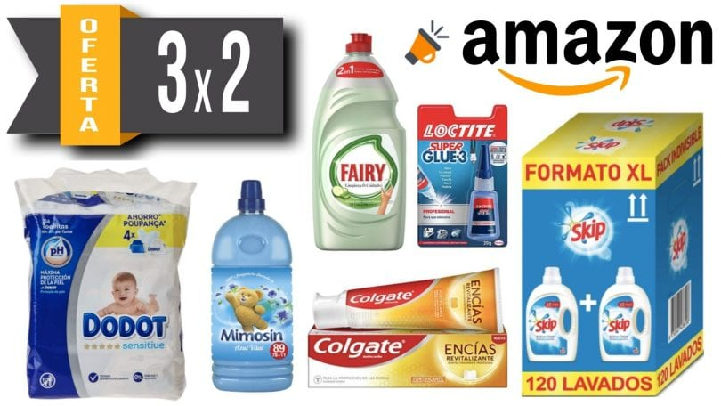 productos hogar salud baratos amazon SuperChollos