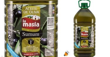 oferta Aceite oliva La Masi%CC%81a Sumum barato SuperChollos
