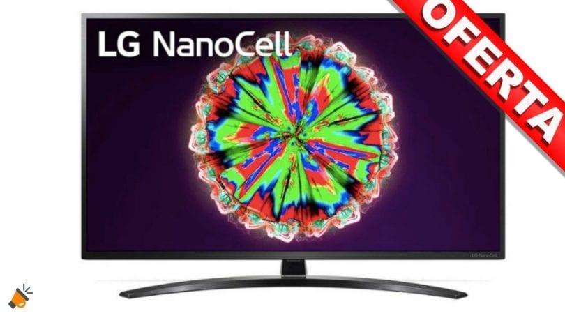 oferta LG NanoCell NANO793 barata SuperChollos