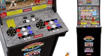 oferta arcade 1up maquina recreativa barata SuperChollos