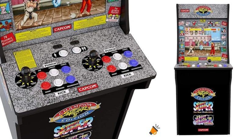 oferta arcade 1up maquina recreativa barata SuperChollos
