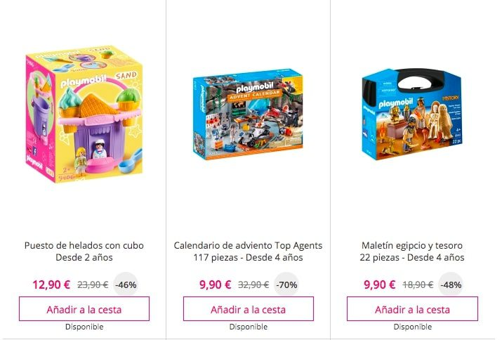 Outlet Playmobil2 SuperChollos