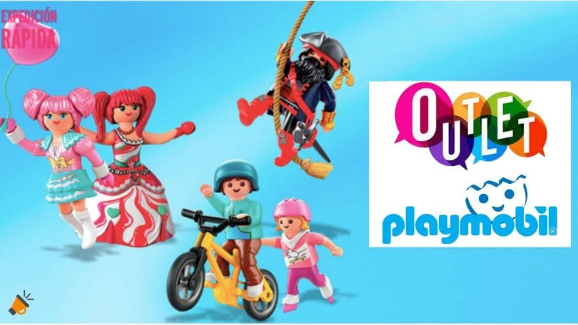 ofertas playmobil outlet SuperChollos