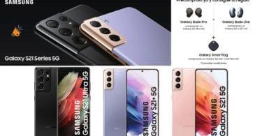 oferta Samsung Galaxy S21 baratos SuperChollos