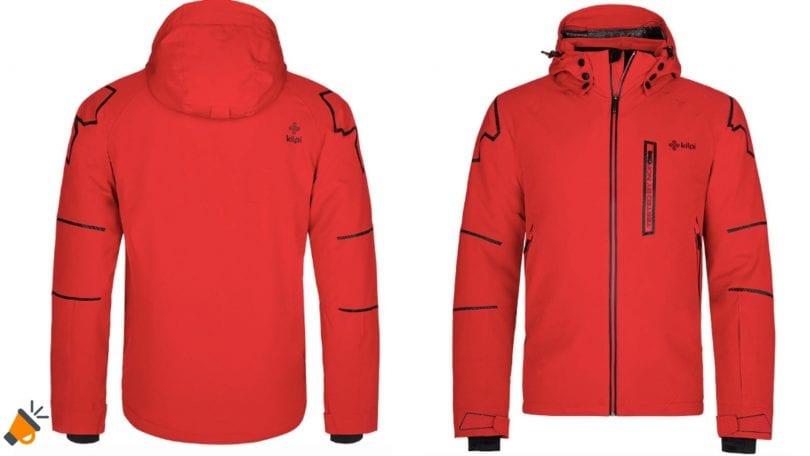 oferta chaqueta KILPI TURNAU barata SuperChollos