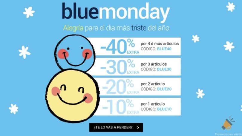 blue monday magic outlet SuperChollos