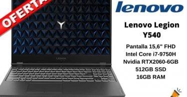 oferta Lenovo Legion Y540 15IRH barato SuperChollos