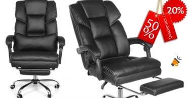 oferta silla oficina blitzwolf barata 1 SuperChollos
