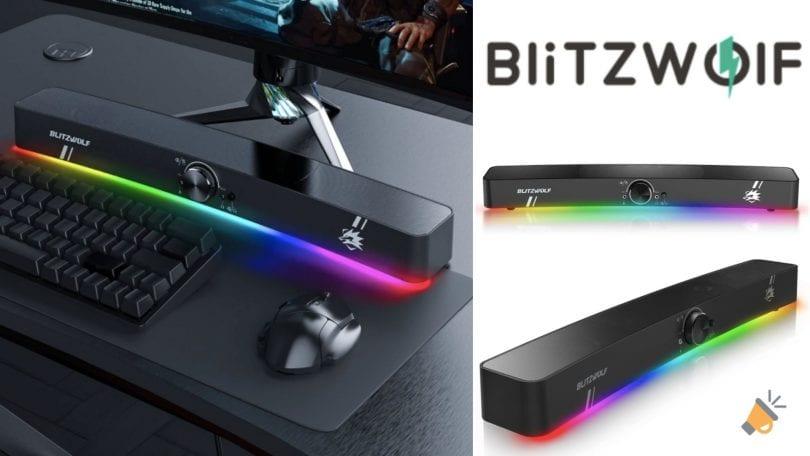 oferta altavoz BlitzWolf BW GS3 barato SuperChollos