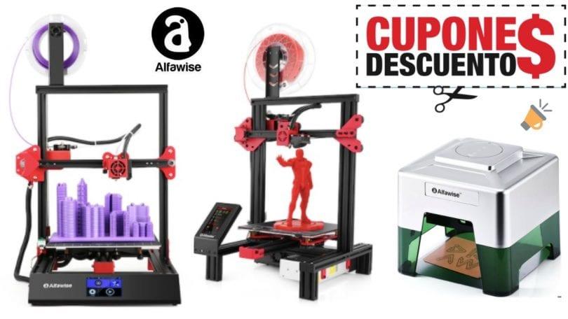 OFERTAS impresoras 3d alfawise baratas SuperChollos
