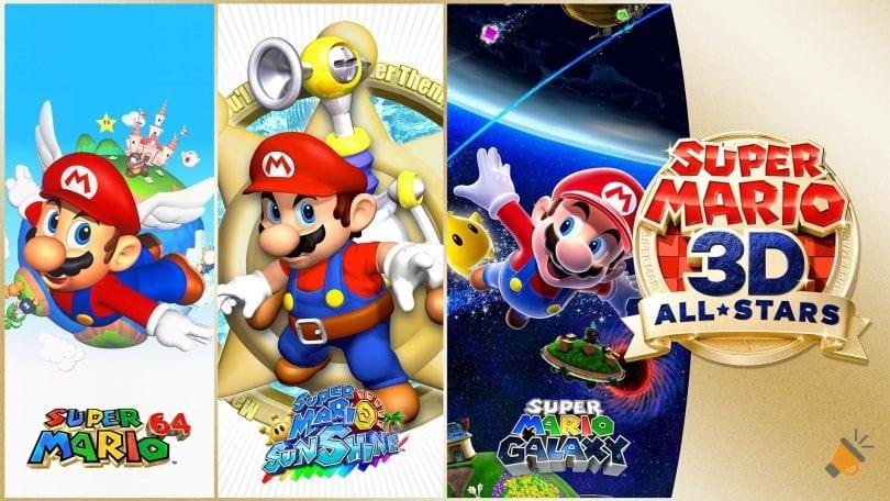 OFERTA super mario 3d all stars barato SuperChollos