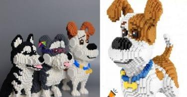 oferta Bloques LEGO mascotas baratos SuperChollos