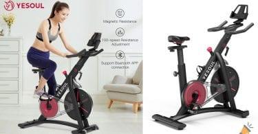 oferta bicicleta xiaomi YESOUL S3 barata SuperChollos