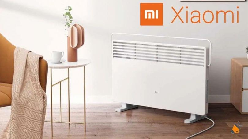 oferta Xiaomi Mi Smart Space Heater S barato SuperChollos