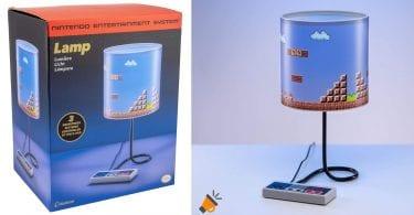 OFERTA La%CC%81mpara Nintendo NES paladonebarata SuperChollos