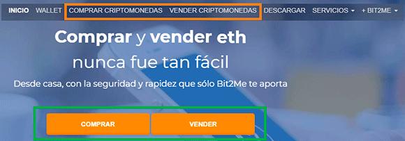 Compra venta criptomonedas Bit2me SuperChollos