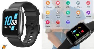 oferta Smartwatch Tomshoo barato SuperChollos